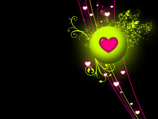 Valentines Day Wallpapers 3d Valentine Heart Wallpapers 511x383