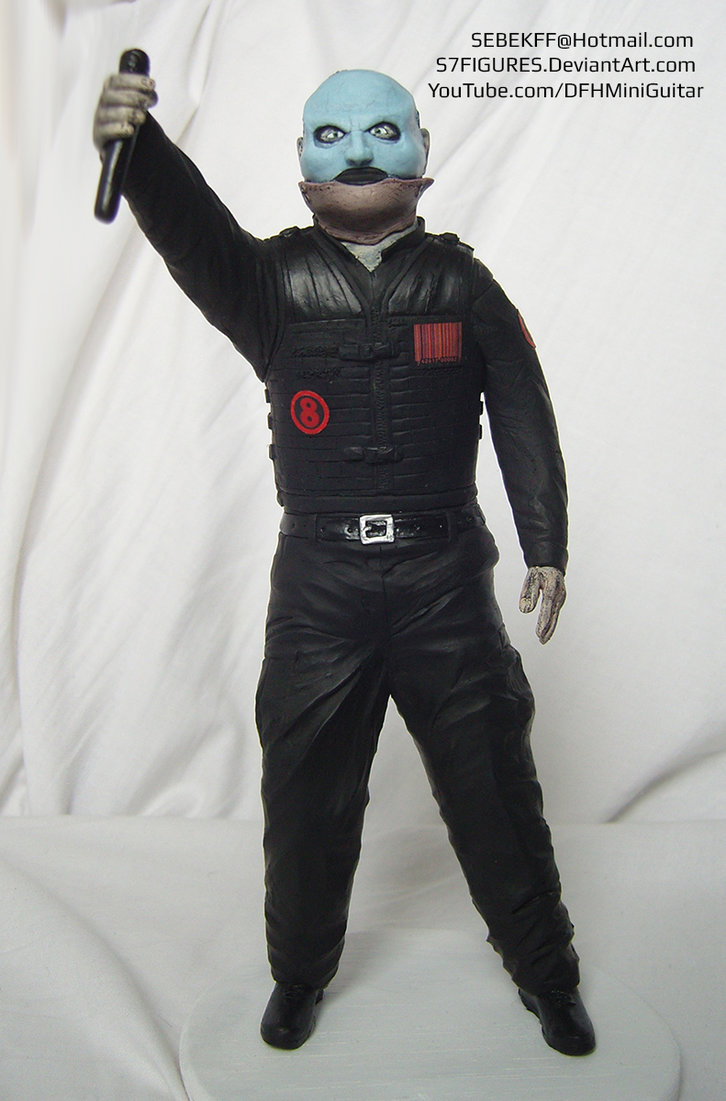 Slipknot COREY TAYLOR 5 The Gray Chapter Figure 1 by ...