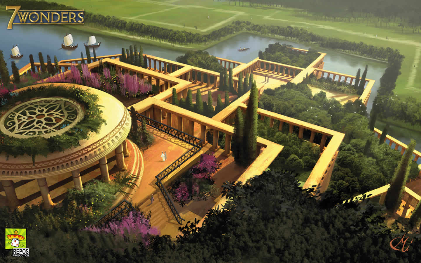 essay on the hanging gardens of babylon Stephanie cavalier professor kucsan september 25, y the hanging gardens of babylon the hanging gardens of babylon are described at a length and height unmatched in its engineering.