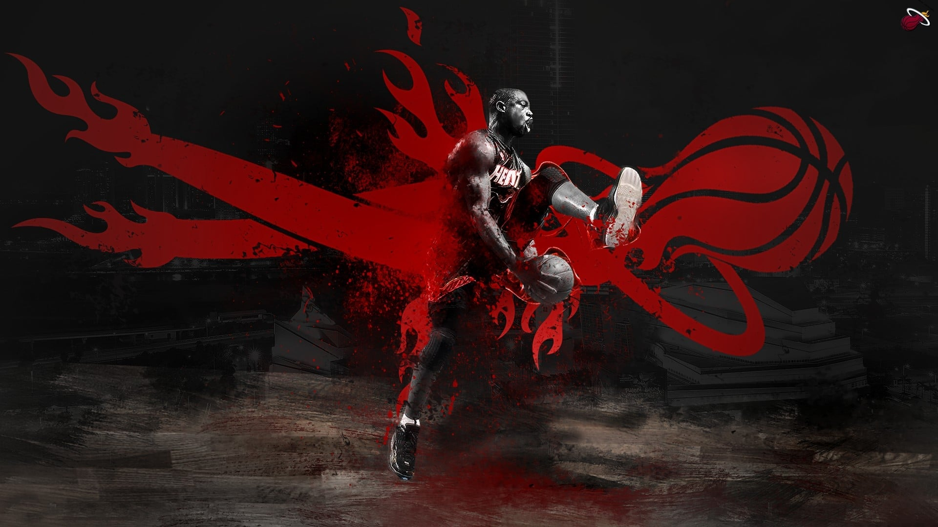 23 Dwyane Wade wallpapers HD Download 1920x1080