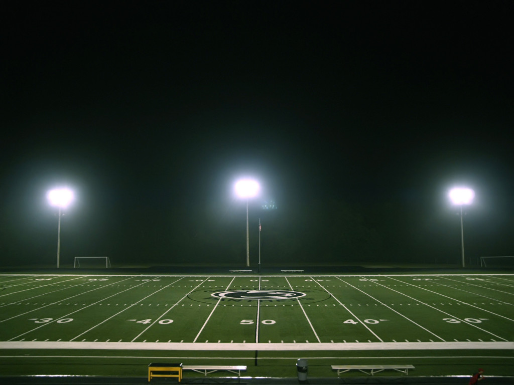 Football Field wallpaper Football Field hd wallpaper background 1024x768
