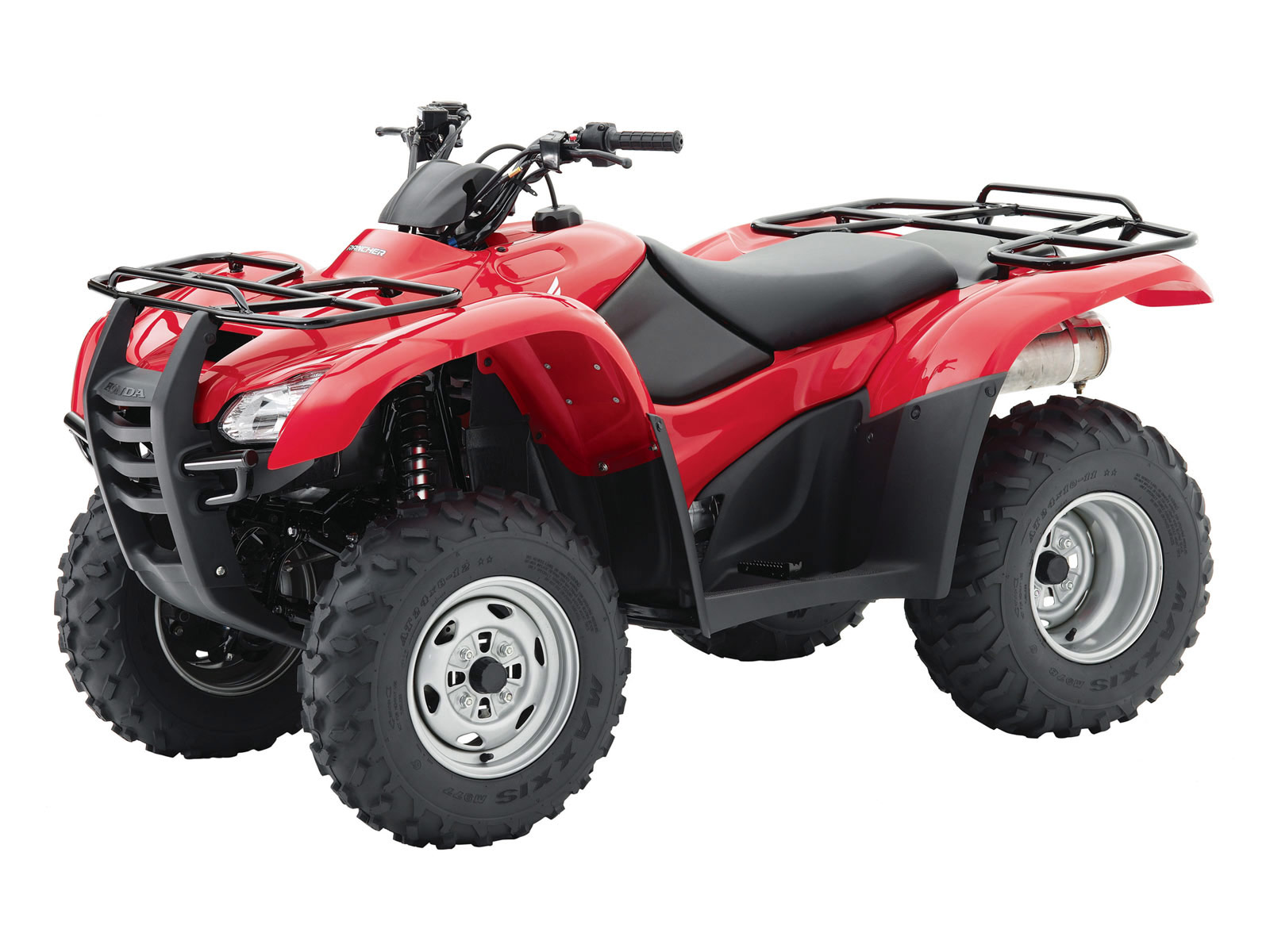2010 HONDA FourTrax Rancher ATV wallpapers 1600x1200