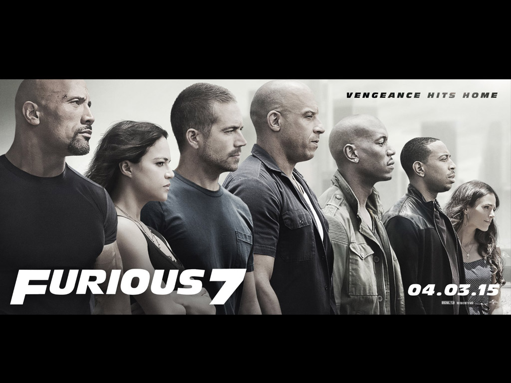 Furious 7 HQ Movie Wallpapers Furious 7 HD Movie Wallpapers   19976 1024x768