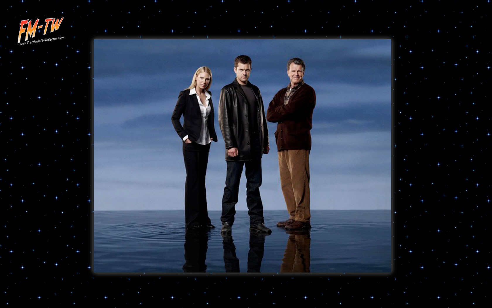 Fringe Wallpaper   Trio Widescreen 1680x1050