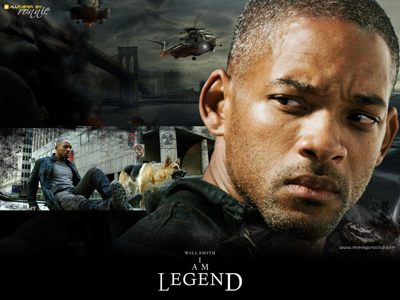 I Am Legend Wallpapers 1280x960