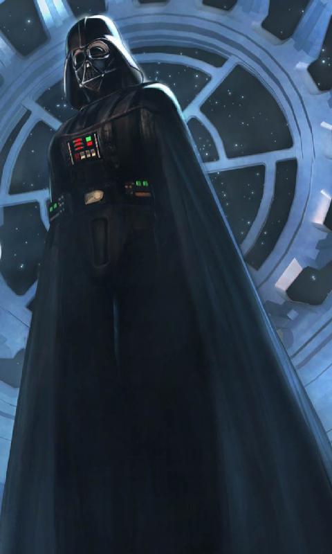 Star Wars Live Wallpaper   screenshot 480x800