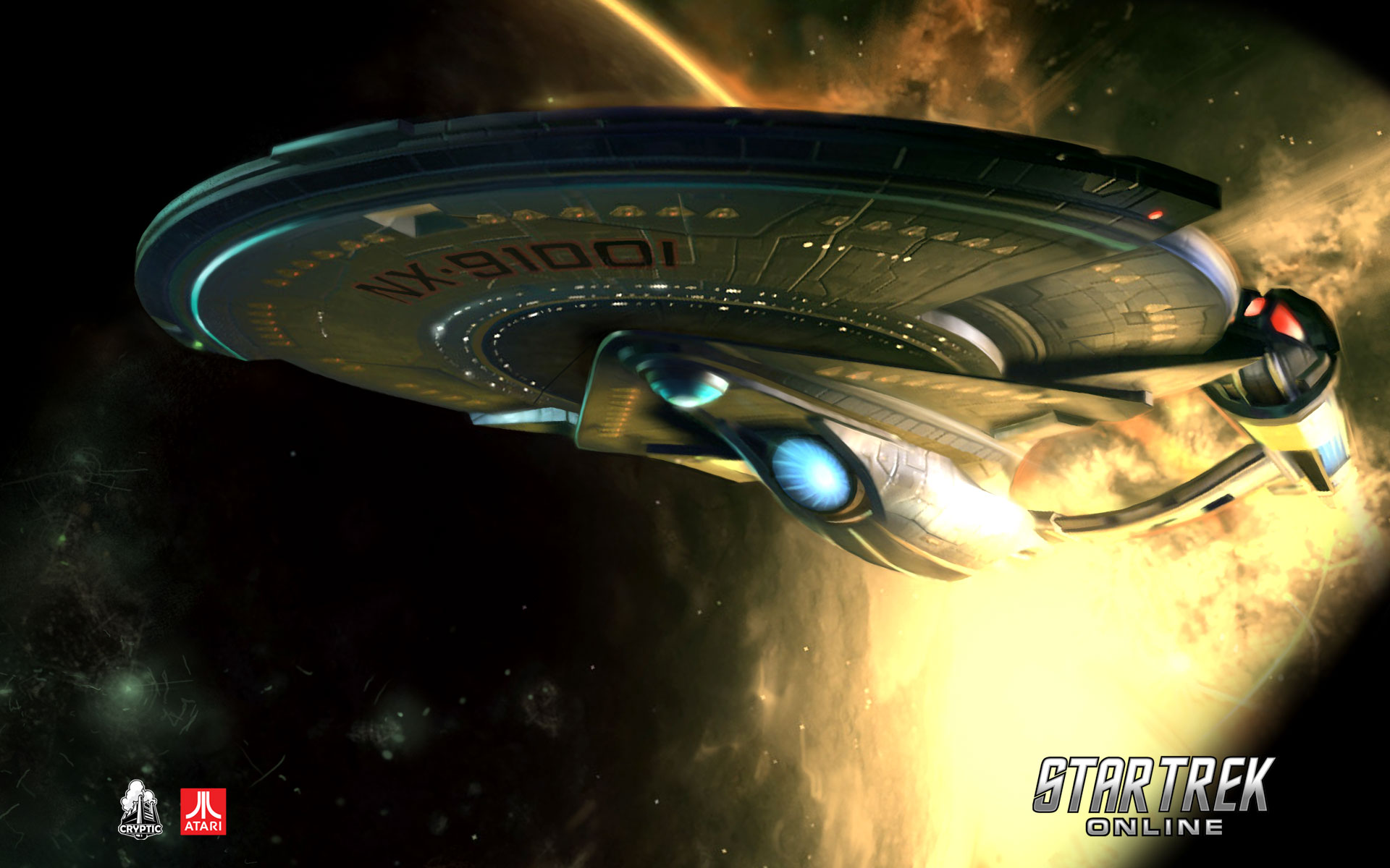 New Star Trek Online HD Wallpapers ImageBankbiz 1920x1200