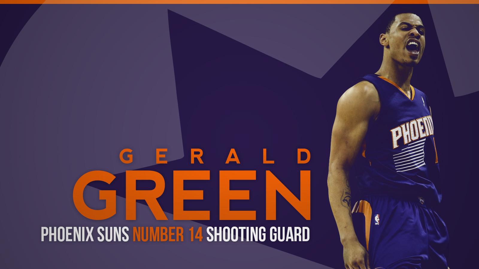 Gallery For > Gerald Green Wallpaper Suns