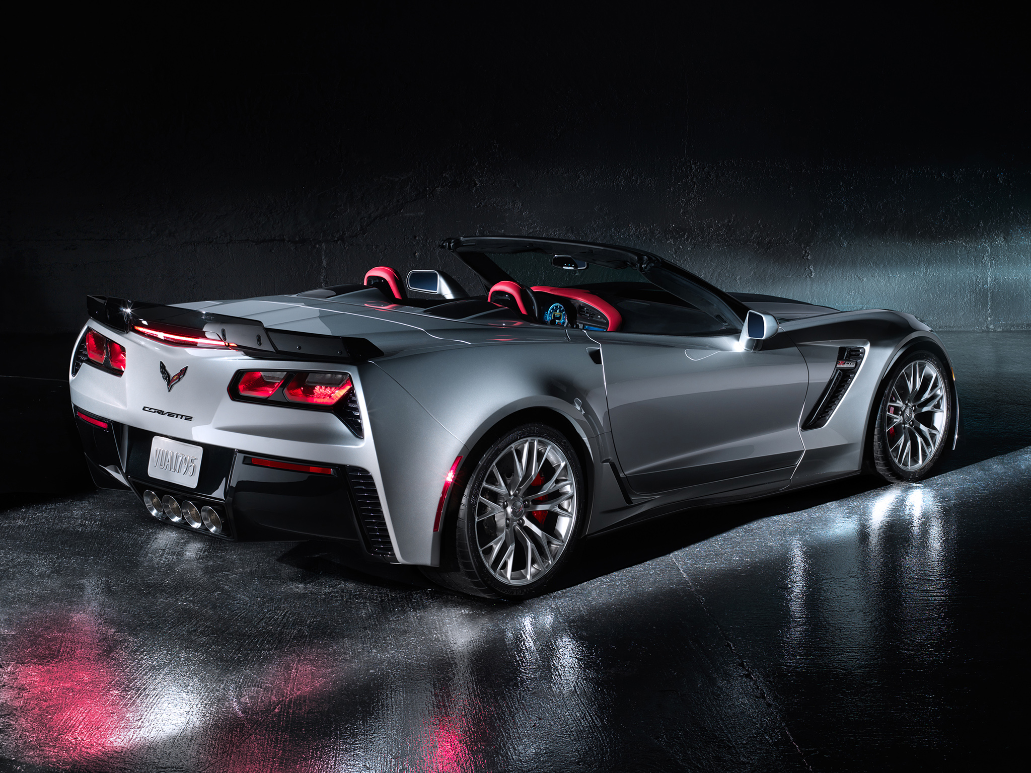 Corvette C7 Z06 Wallpaper 2048x1536