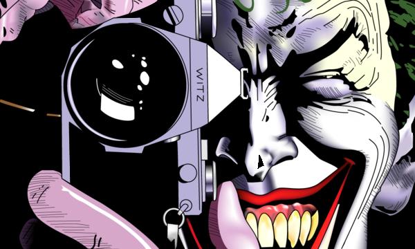 The Killing Joke Wallpaper The killing joke 600x360
