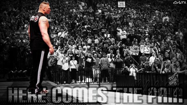 Brock Lesnar Logo Wallpapers Wwe Return 642x361
