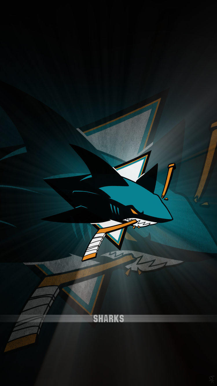 San Jose Sharks Desktop Wallpaper 74 images in Collection Page 2 750x1334