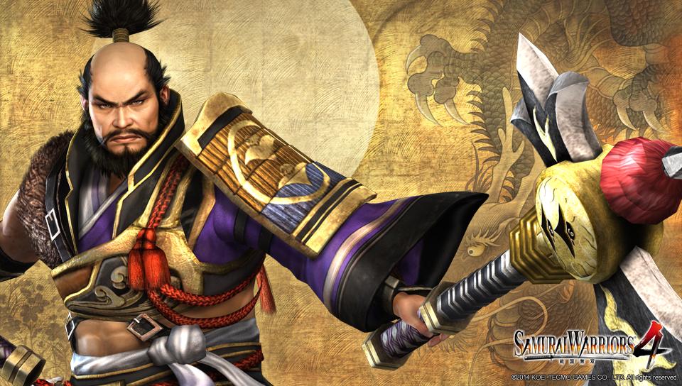 16 2014 at 960 544 in Samurai Warriors 4 New PS Vita Wallpapers 960x544