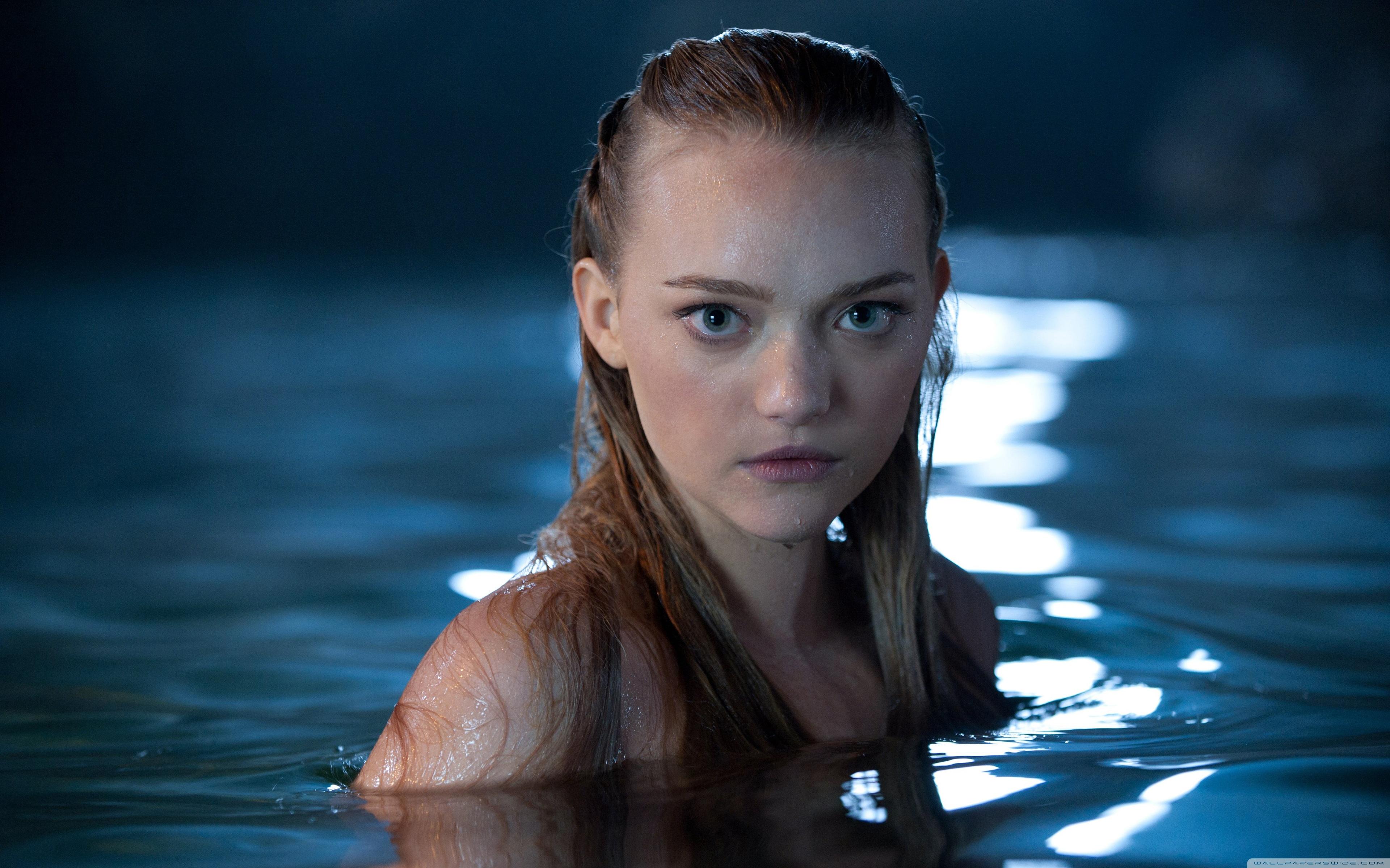 Gemma Ward As Mermaid Tamara Pirates Of The Caribbean On Stranger 3840x2400