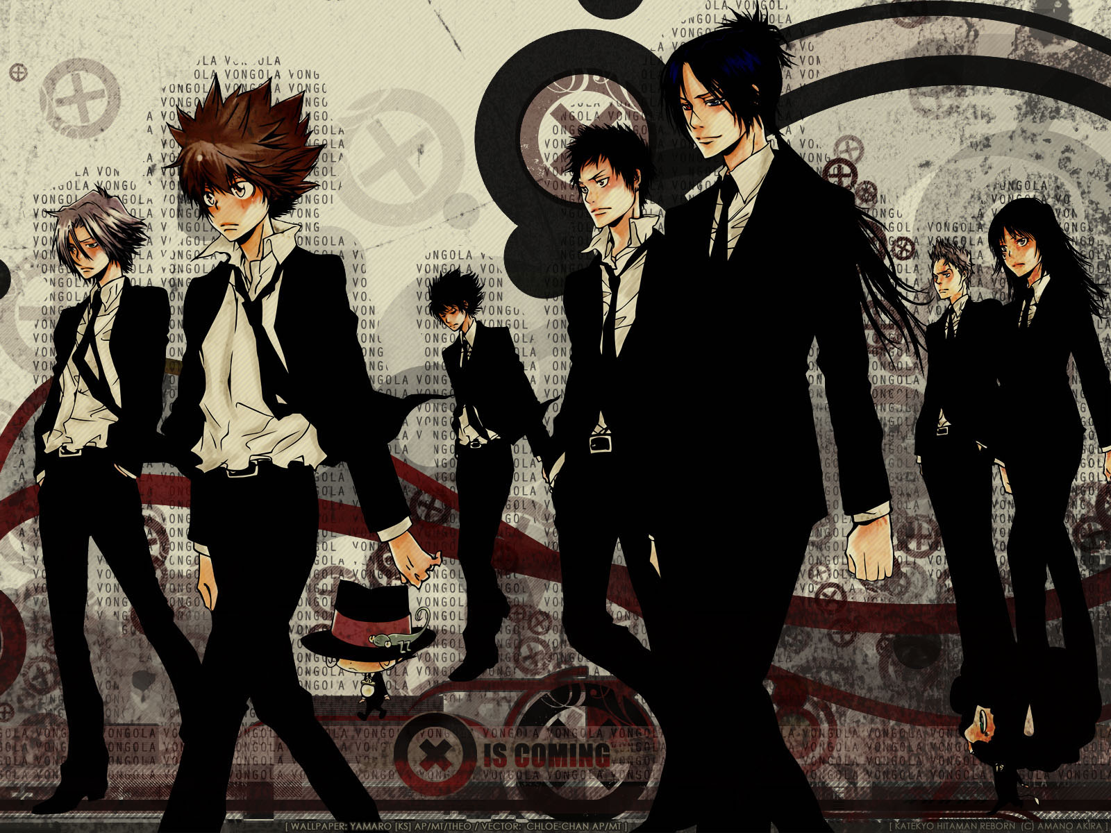 KHR Wallpapers   Katekyo Hitman Reborn Wallpaper 24814884 1600x1200