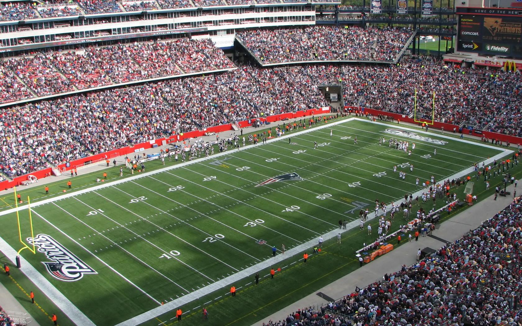 Stadium NFL Sports People American Football wallpaper 1680x1050 1680x1050