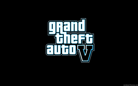 Latest Grand Theft Auto V 1920P Desktop Wallpaper 550x344
