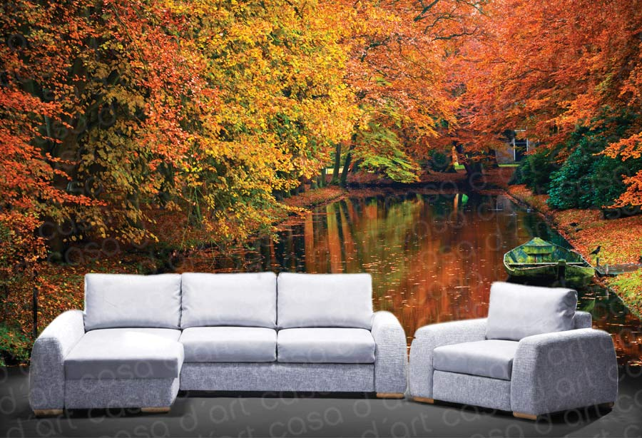mural autumn wallpaper for decorate the walls of rooms mural 900x614