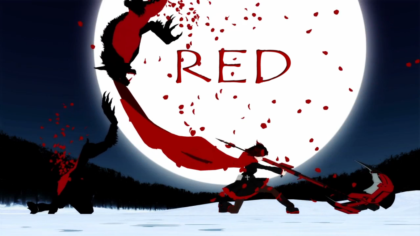 Rwby Wallpaper Ruby Ruby rose red rwby death 1600x900