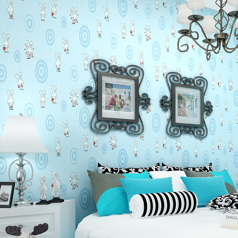 download rabbit Wallpaper For Living Room Wallpaper Roll 800x800