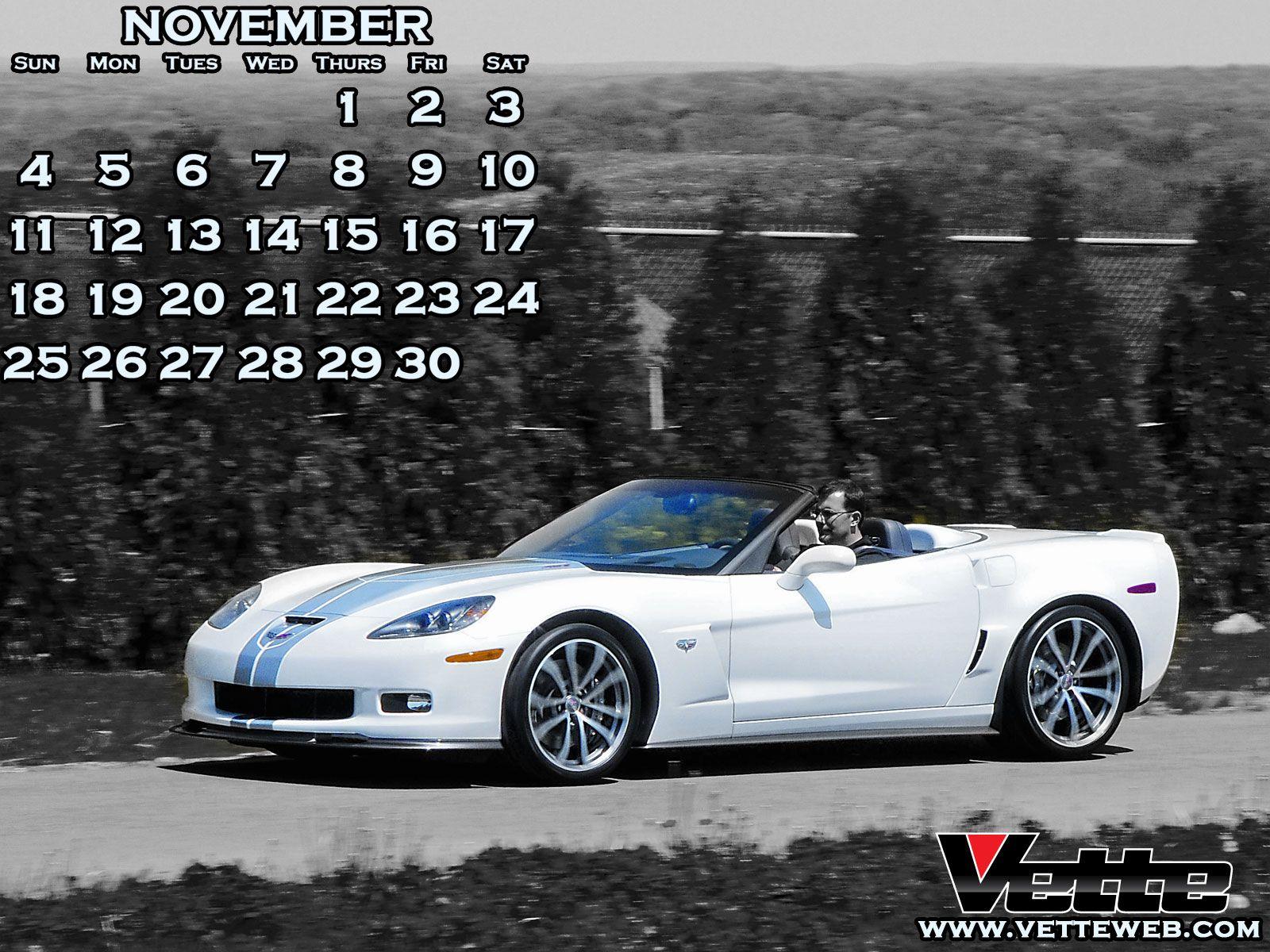Thread Vettes November calendar 1600x1200