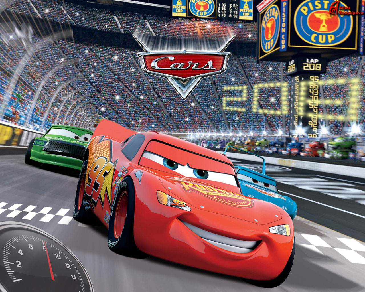 Cars and motorcycles pictures Disney Pixar cars wallpapers 1280x1024
