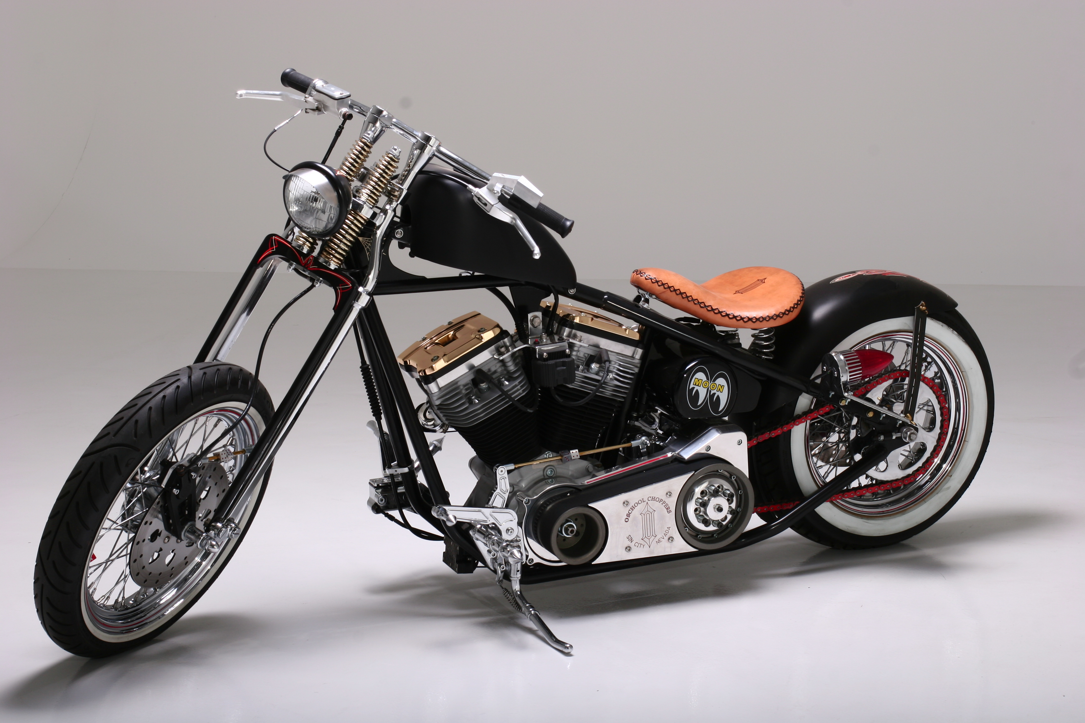 50 chicks and choppers free wallpaper on wallpapersafari - Old school harley davidson wallpaper ...
