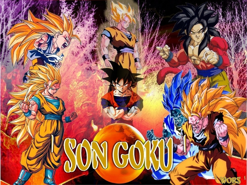 video games son goku dragon ball z super saiyan 4 super saiyan super 800x600