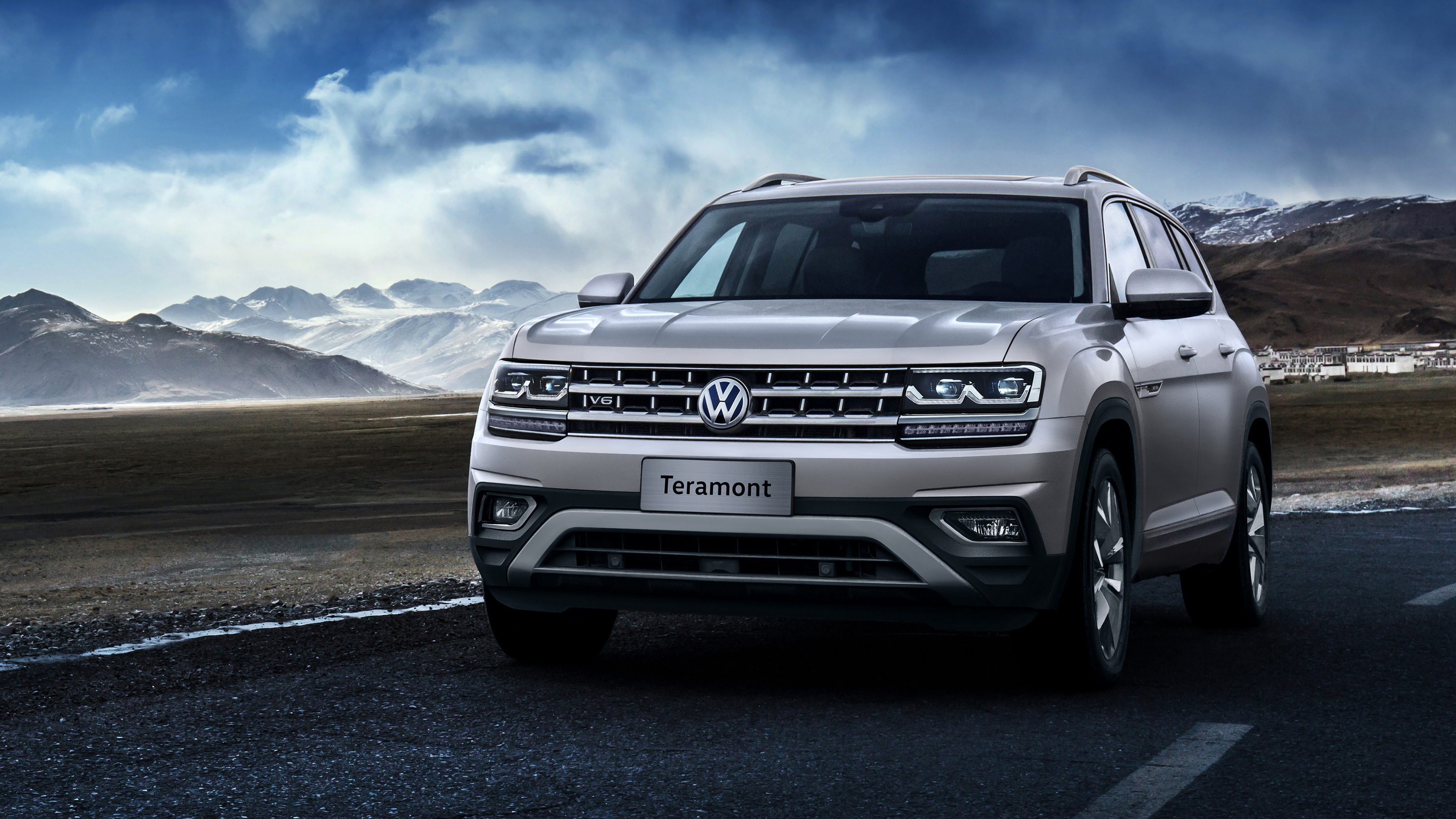 2019 Volkswagen Teramont Wallpaper HD Car Wallpapers 3200x1800
