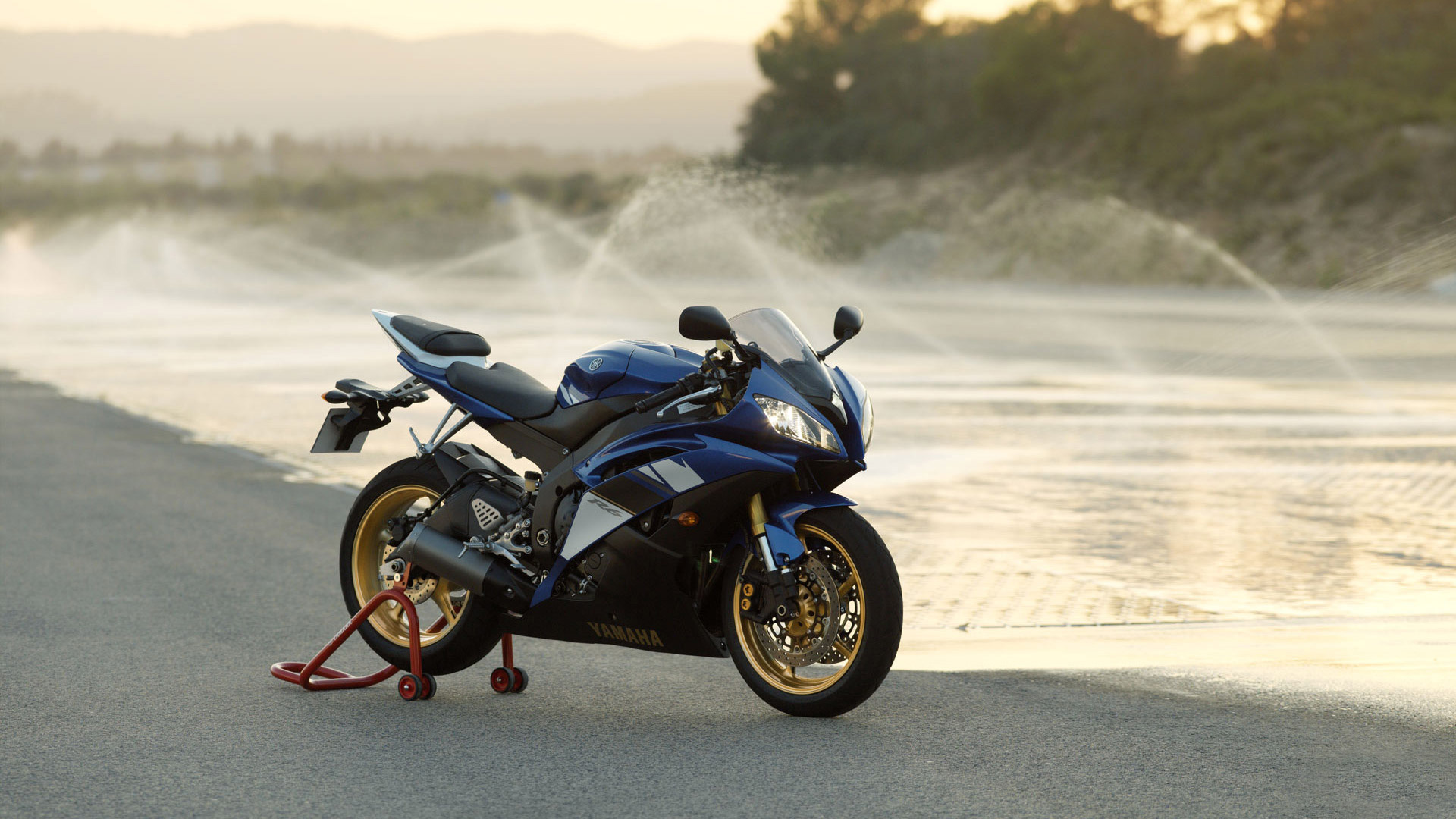 Showing Gallery For 2014 Yamaha R6 Wallpaper 1920x1080