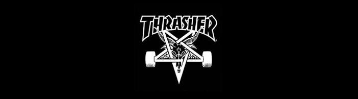 Thrasher Logo Thrasher Logo 702x194