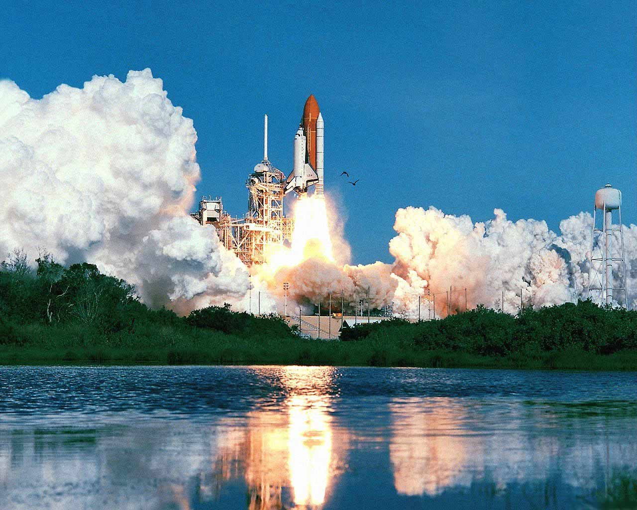 Space Shuttle Wallpapers 1280x1024