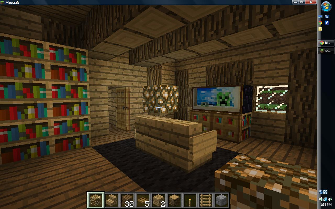 Cool Minecraft Bedroom Ideas 1280x800