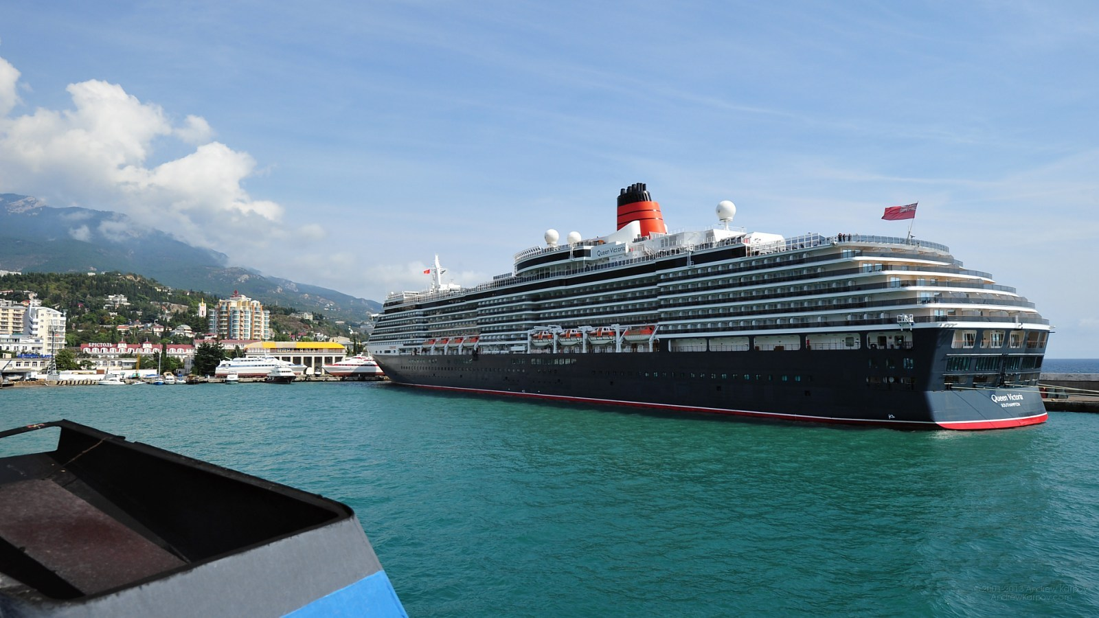 image wallpaper 1600 900 pictures wallpaper A cruise ship free 1600x900