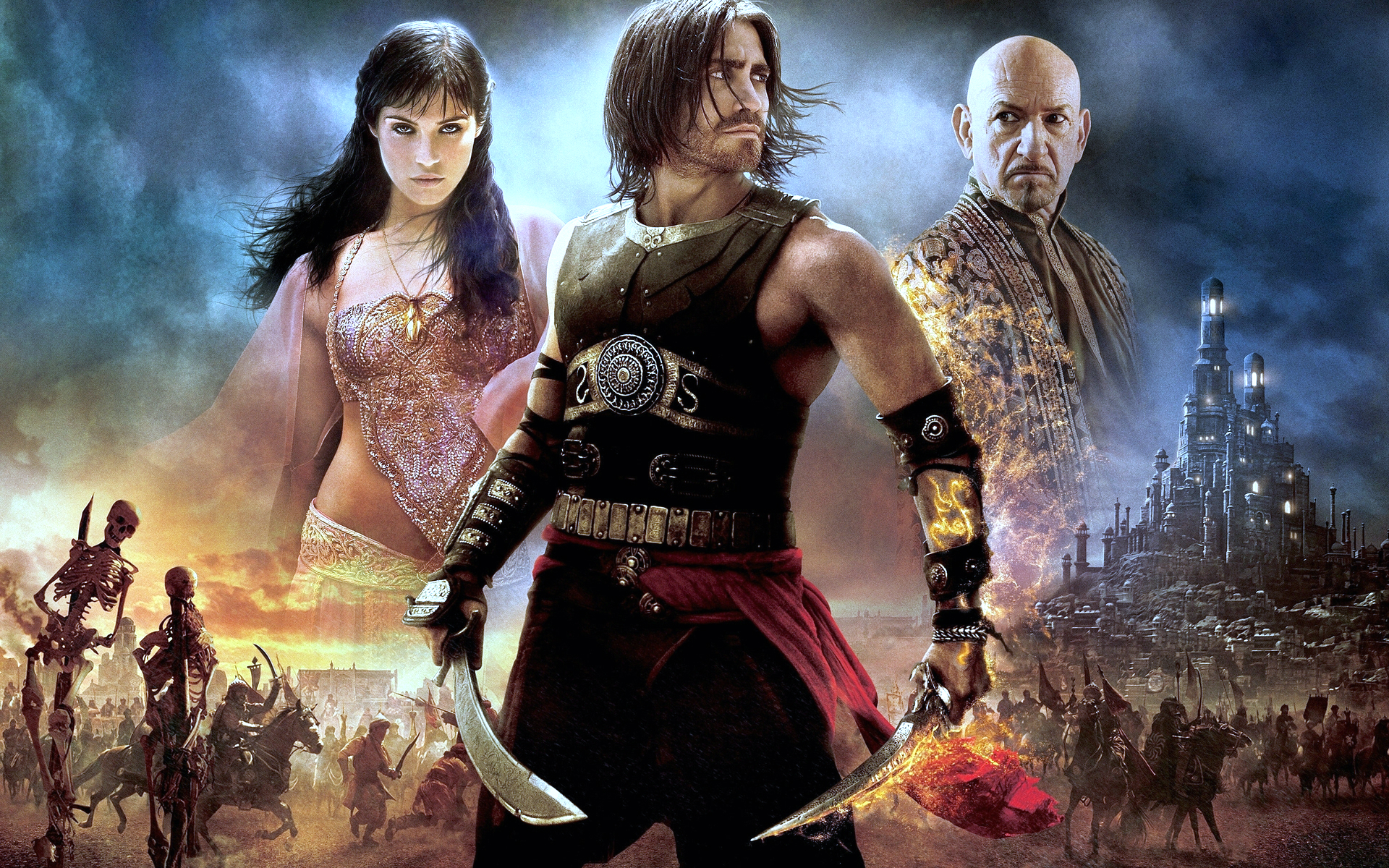 74 Prince Of Persia Movie Wallpapers On Wallpapersafari