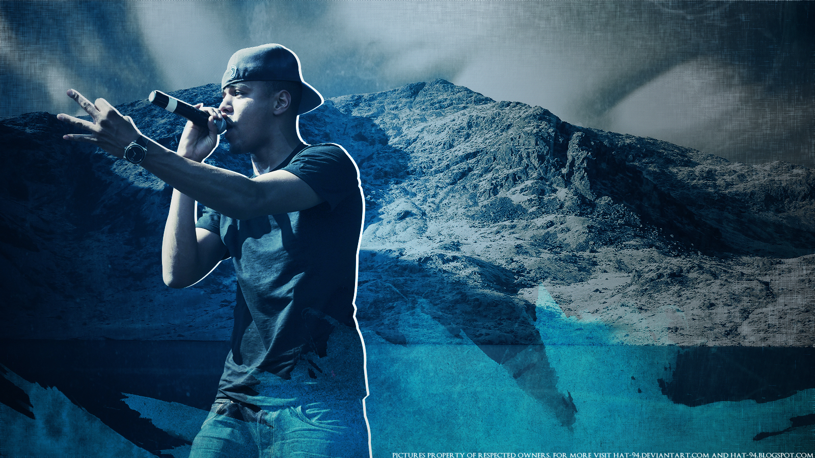 jcole wallpaper by hat 94 customization wallpaper people males j cole 1600x900