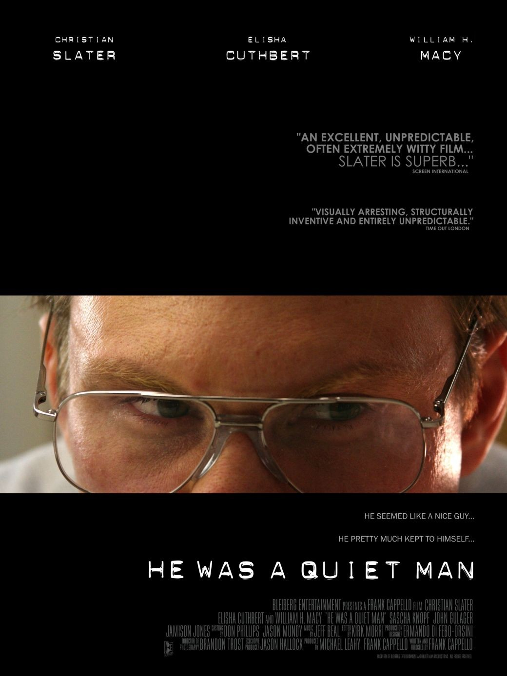 he was a quiet man 136613jpg   He Was a Quiet Man Images 1040x1387