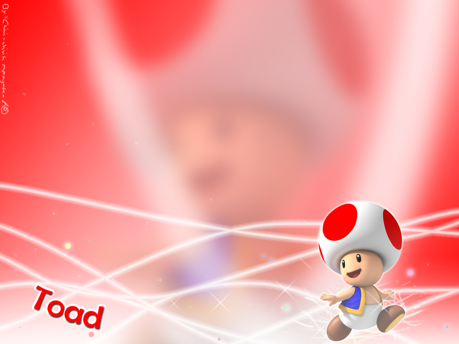 Toad Wallpaper - WallpaperSafari