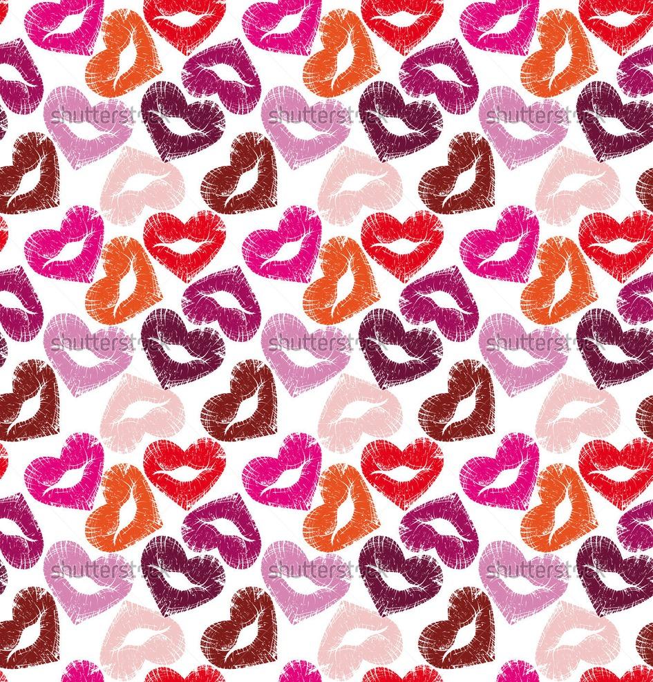 wallpaper of baby lips