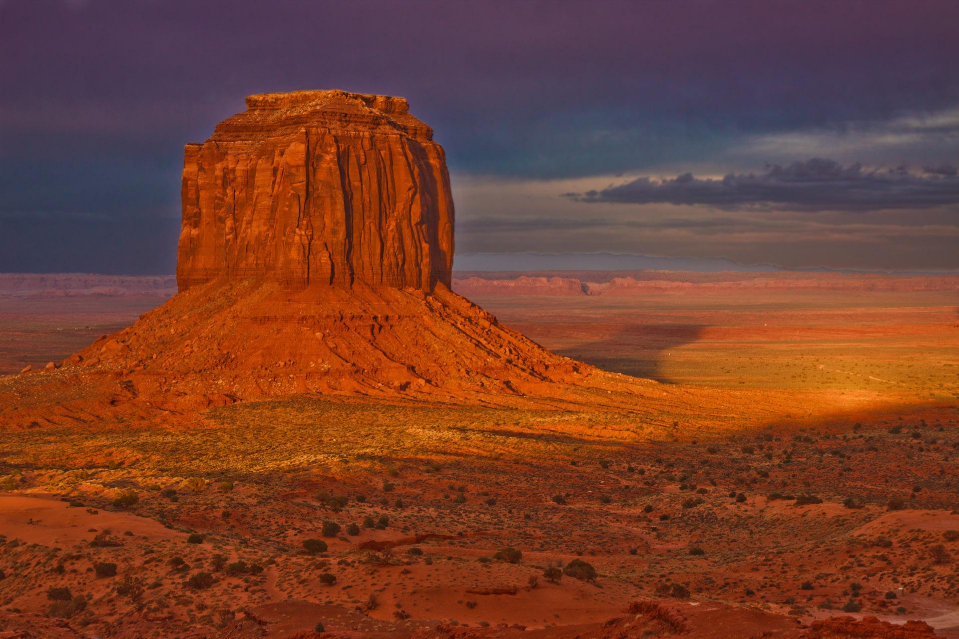 Monument Valley Desktop Wallpaper
