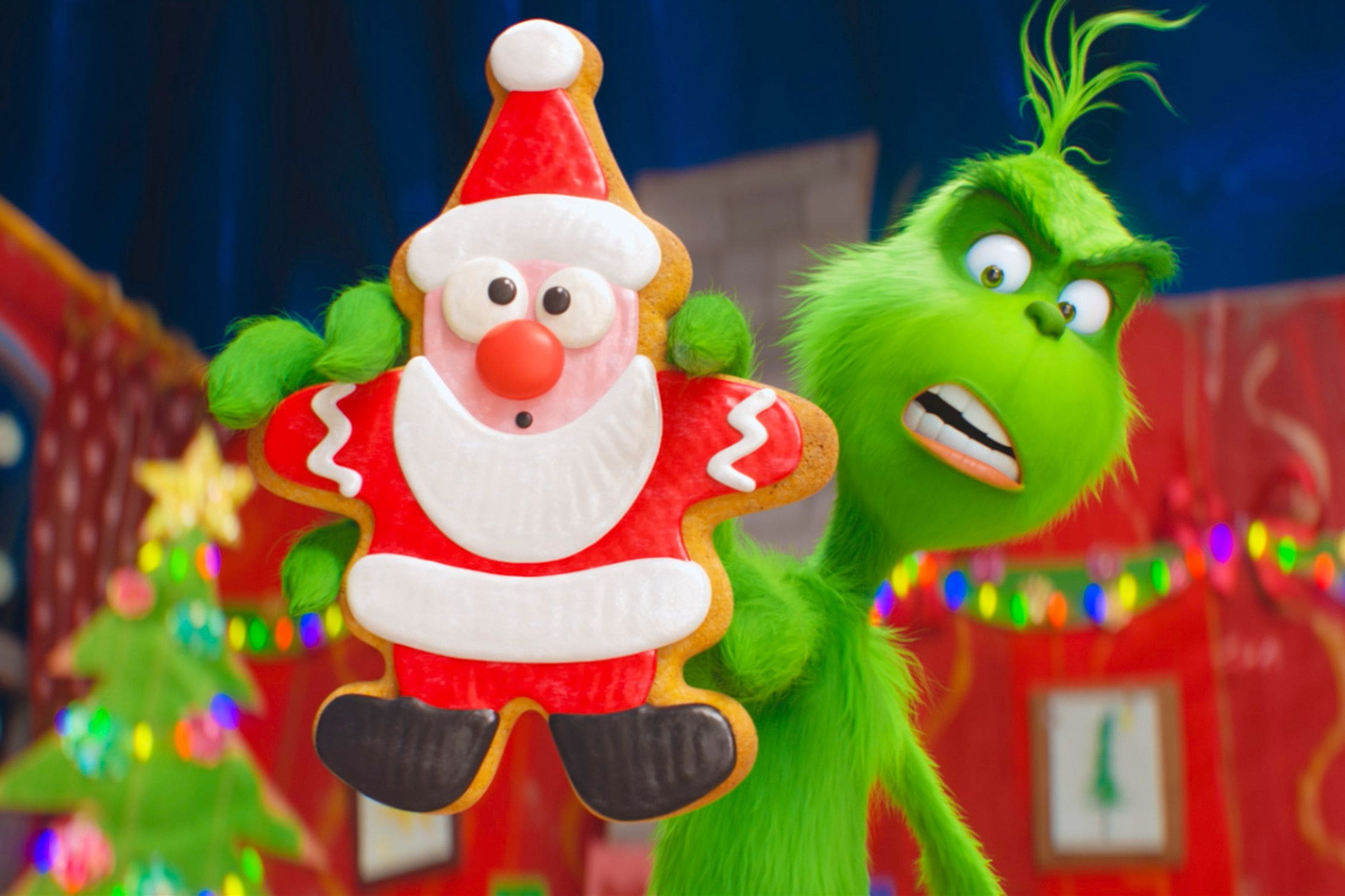 The Grinch 2018 HD Wallpapers 7wallpapersnet 2250x1500