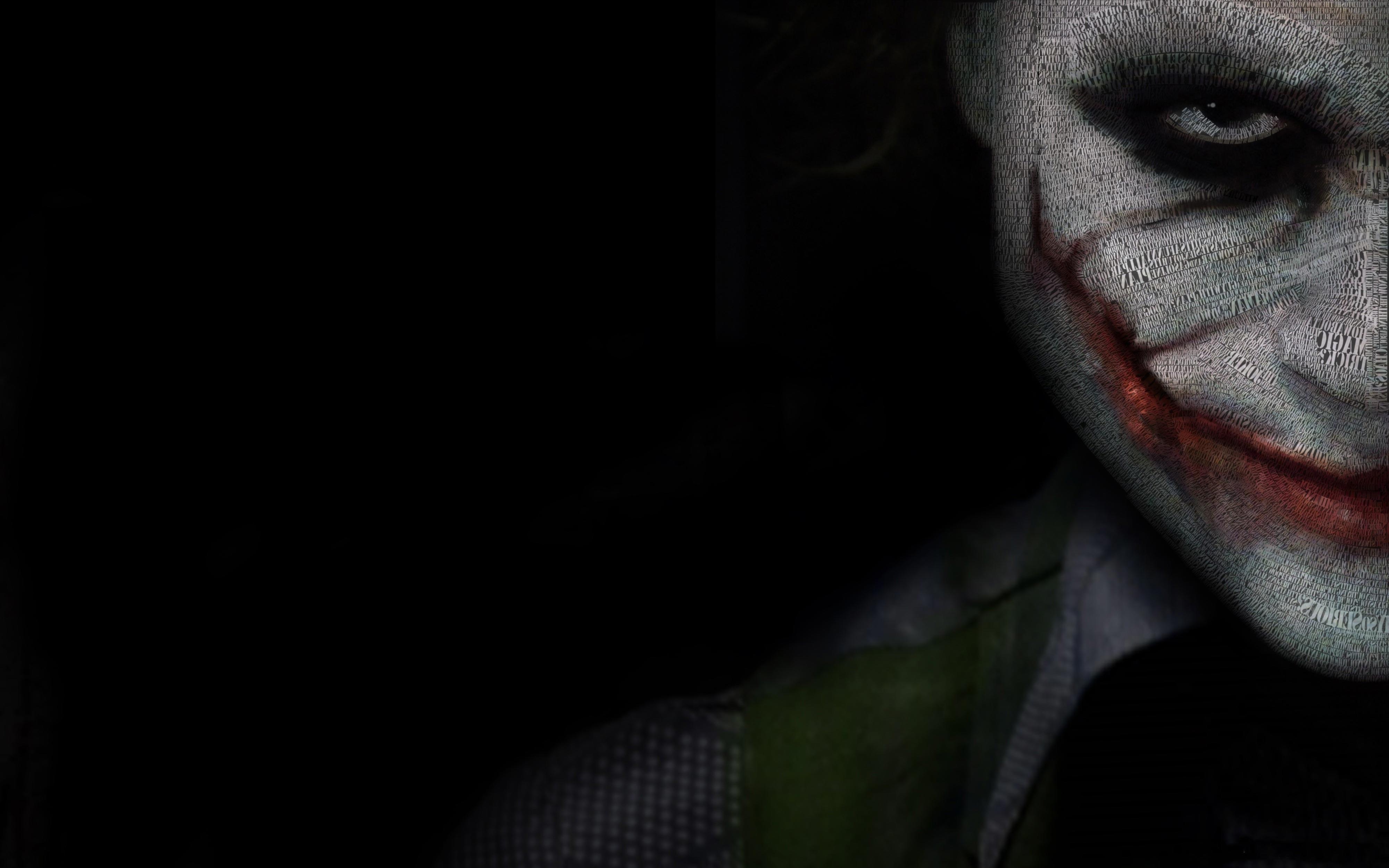Joker Wallpaper 4000x2500