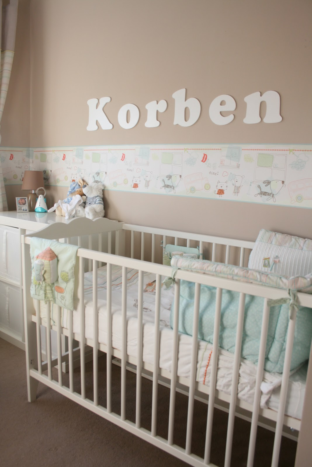 Nursery Wallpaper For Boys Wallpapersafari