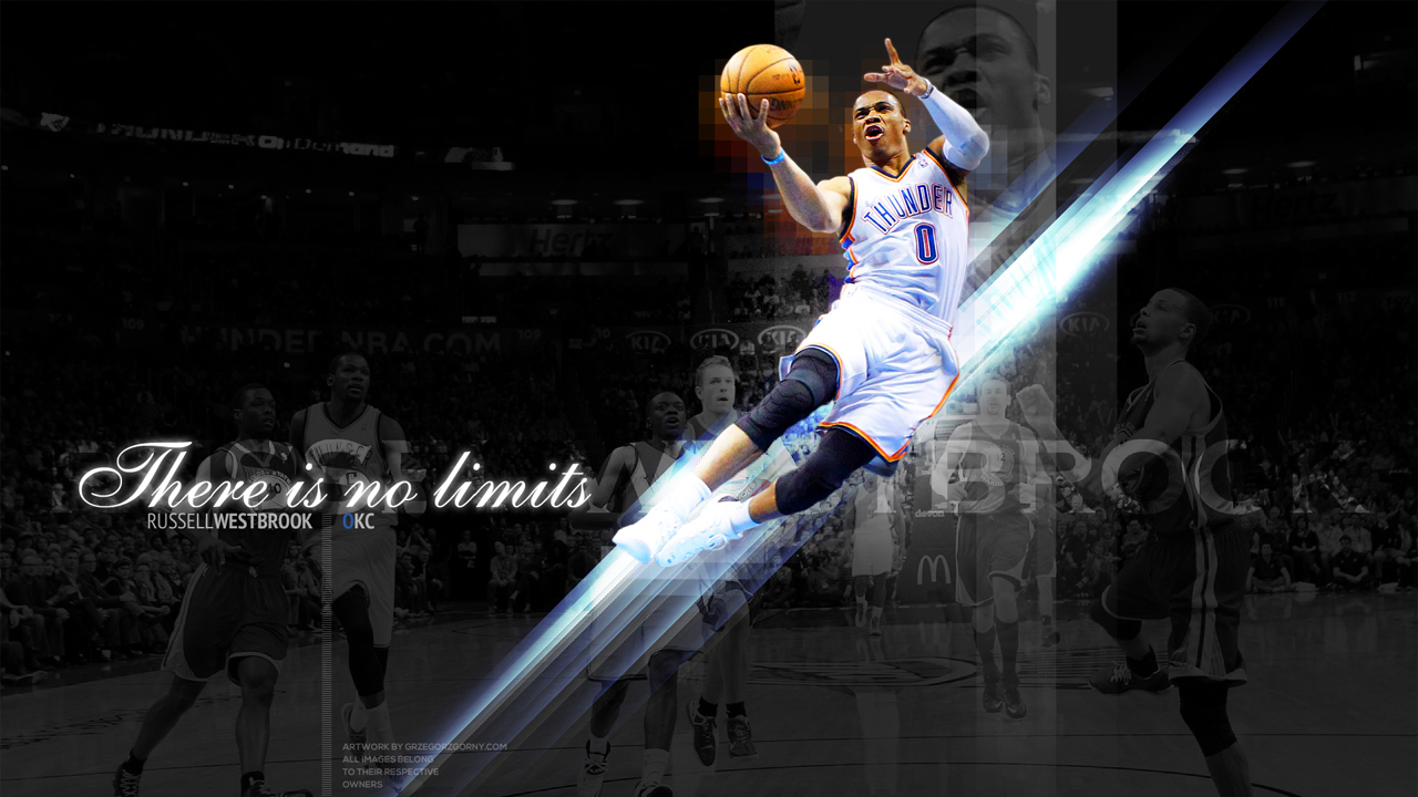 Russell Westbrook NBA Thunder Wallpaper Hd cute Wallpapers 1280x720