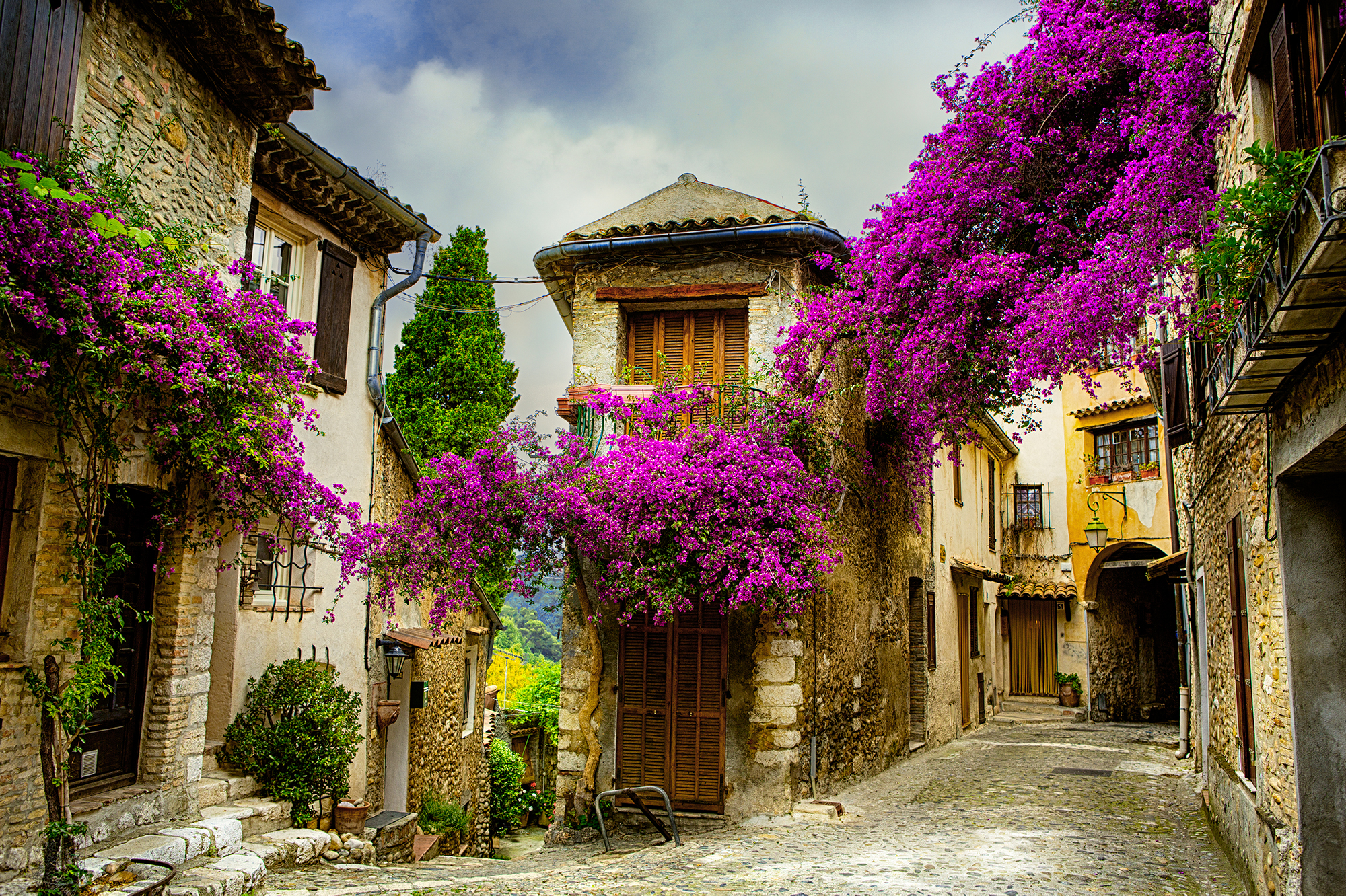 France Provence Wallpaper Gallery Yopriceville   High Quality 2000x1332