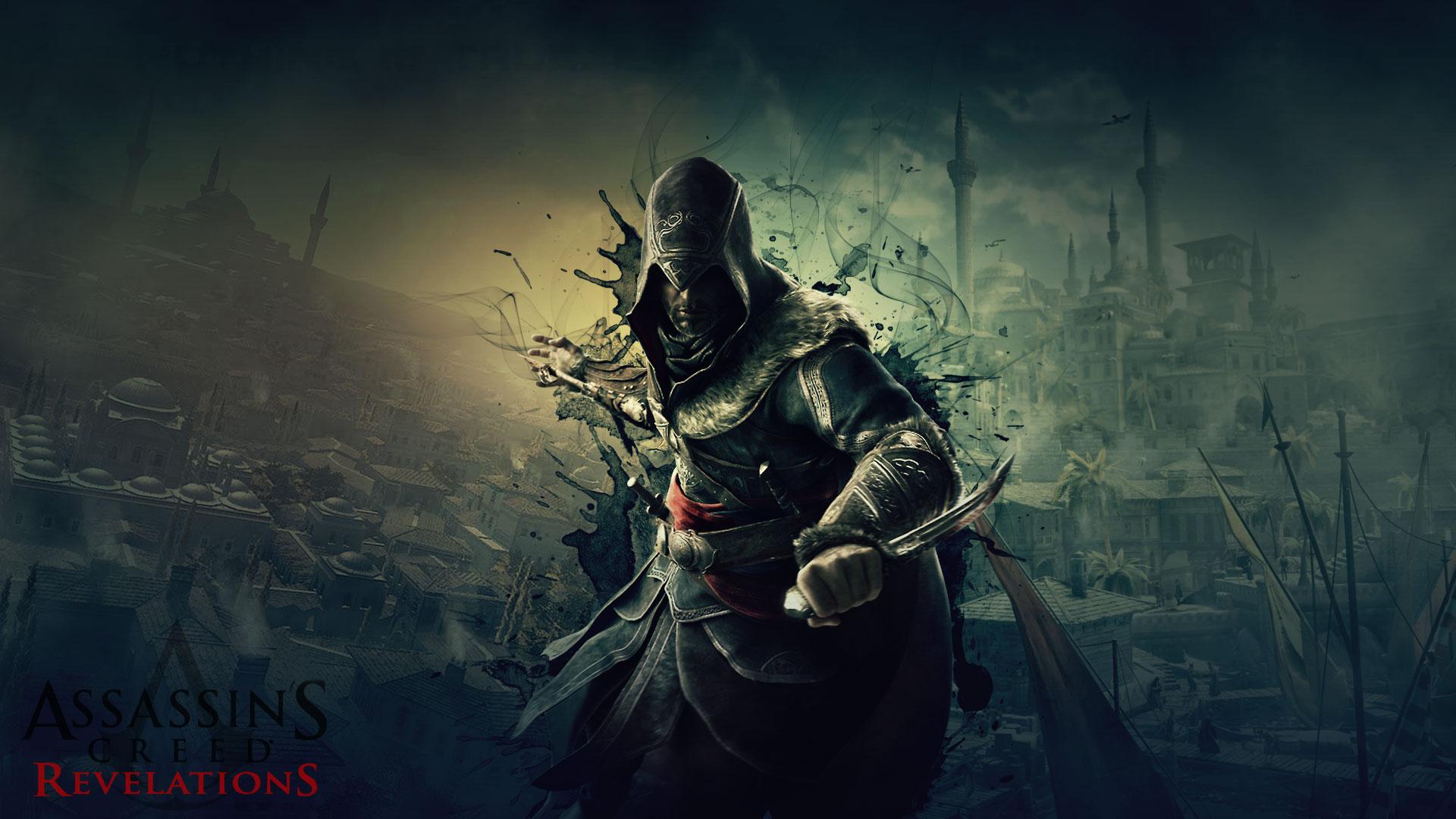 Assassin s Creed Revelations the assassins 32112879 1920 1080jpg 1920x1080
