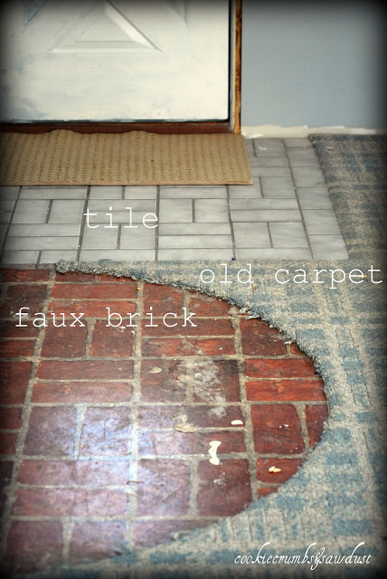 faux brick wall covering home depot image search results 428x640