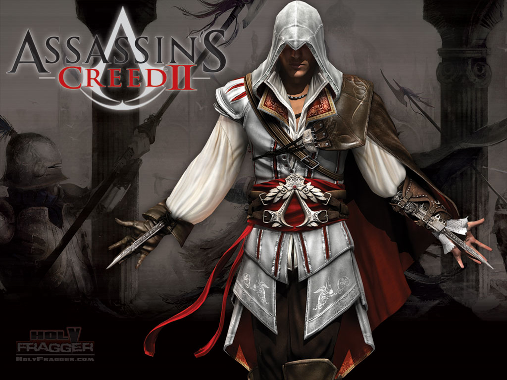 Assassins Creed 2 Ezio 5644 Hd Wallpapers in Games   Imagescicom 1024x768