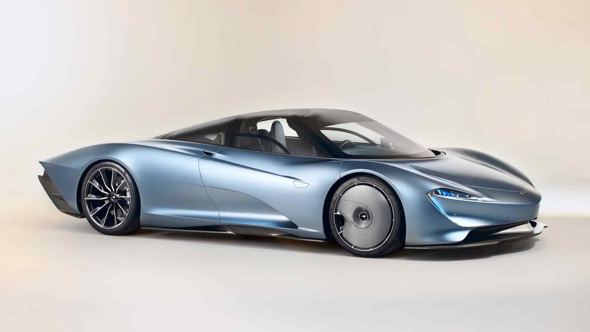 McLaren Speedtail News and Reviews Motor1com 1920x1080