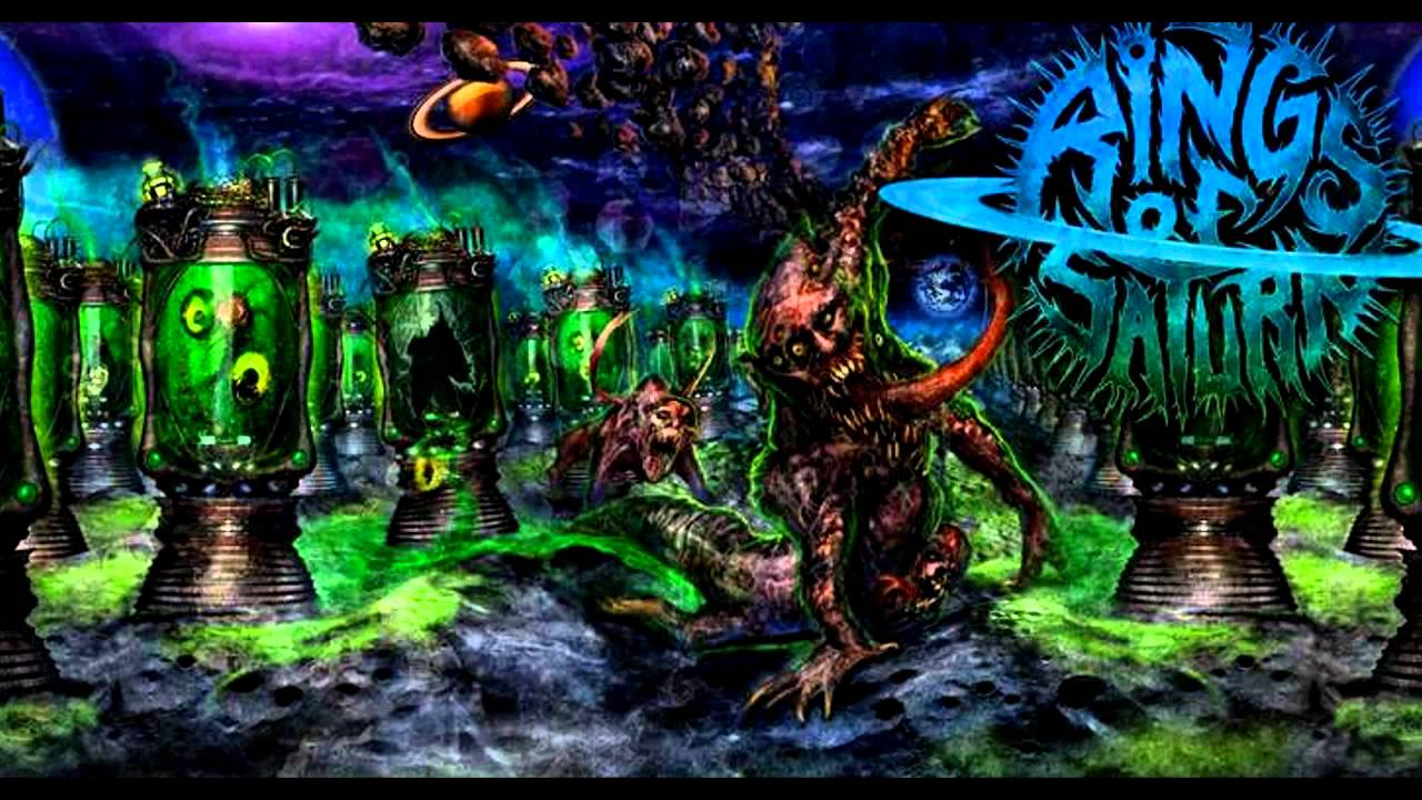 Free Download Rings Of Saturn Embryonic Anomaly W Lyrics 1280x720
